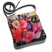 Сумка планшет BAG 1 «Пионы на розовом»
