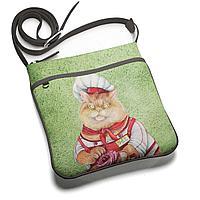 Сумка планшет BAG 1 «Кот-шеф-повар»