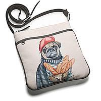 Сумка планшет BAG 1 «Букет из багетов»