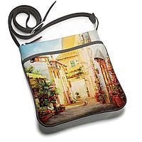 Сумка планшет BAG 1 «Улицы Нуманы Италия»