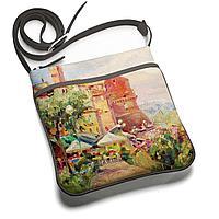 Сумка планшет BAG 1 «Улицы Лорето»