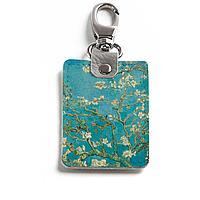 Брелок (Прямоугольный ) TRI1 «Vincent van Gogh Almond Blossom»
