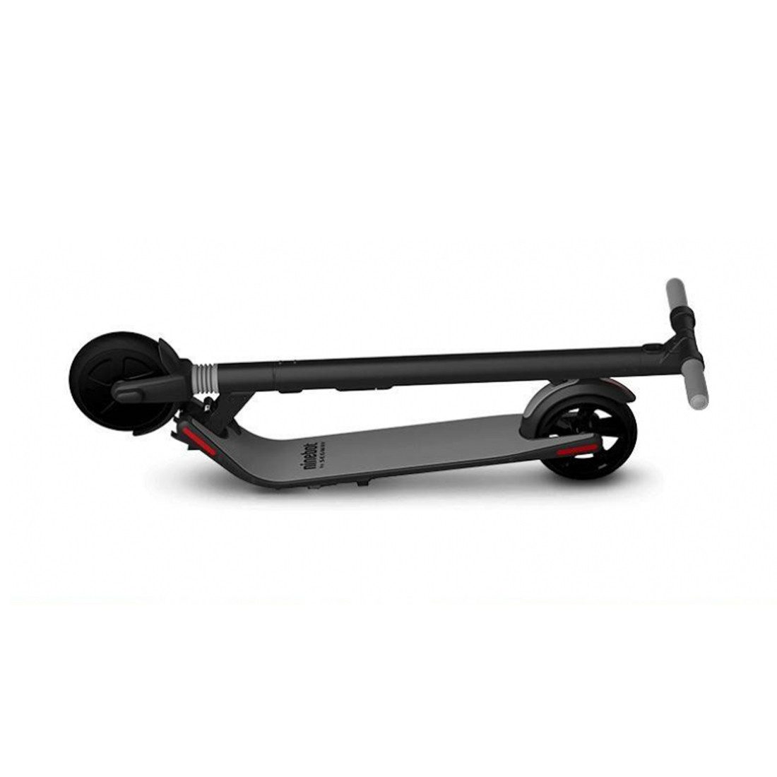 Электросамокат Ninebot KickScooter ES1 Темно-серый - фото 4