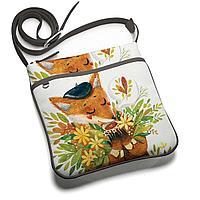 Сумка планшет BAG 1 «Лиса-осень»