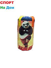 Детская подвесная груша для бокса Кунг-фу Панда 35х20х20