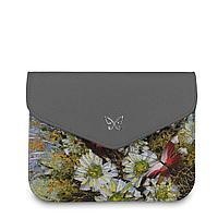 Сумка кросс-боди BG49 «Бабочки и цветы»