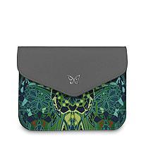 Сумка кросс-боди BG49 «Мозаичные цветы»