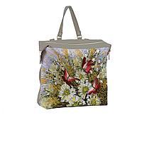 Рюкзак BKP4 «Бабочки и цветы»