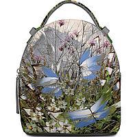 Рюкзак BK16 «Бабочки над цветами и травами»
