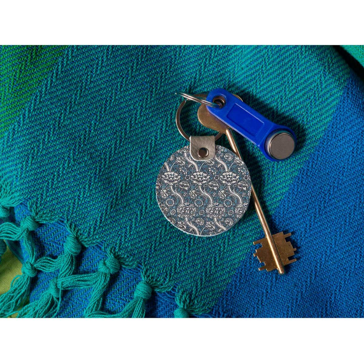 Брелок (Круглый) TRI4 «William Morris 7» - фото 3