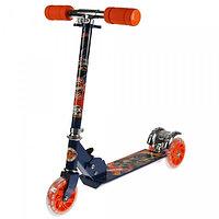 Самокат трехколесный Hot wheels, фото 1