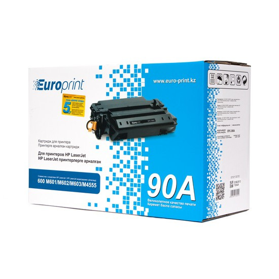 Картридж Europrint EPC-390A Black (10000 страниц)