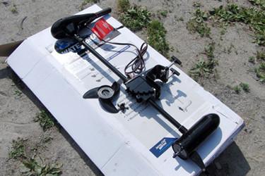 Электрический троллинговый мотор FWT54TH
