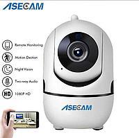 Беспроводная поворотная 1.0MP WIFI камера с возможностью записи видео в облако, BW Y4A-ZA