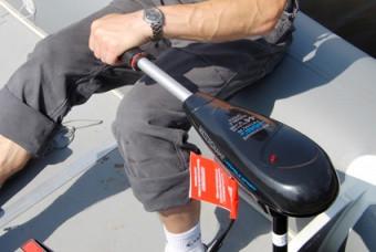 Подвесной электромотор для лодки FWT44TH