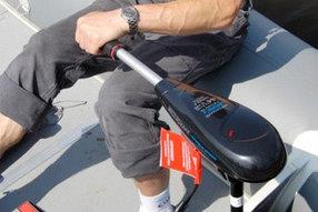 Подвесной электромотор для лодки FWT44TH, фото 2