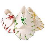 Лакомство Trixie Doggy Bits 31447 Долгоиграющие мини ботинки из сыромятной кожи. 10 шт по 10 гр