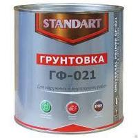 Грунтовка ГФ-021, 20 кг Стандарт