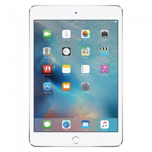 Планшет Apple New iPad  Silver MR7G2RK/A (649287)