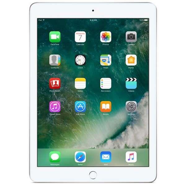 Планшет Apple New iPad Silver MR6P2RK/A (647368)
