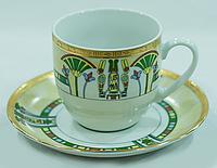 Набор чайных пар 6 персон 12 предм Saphyr (Thun, Чехия)