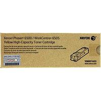 Тонер-картридж Europrint EPC-106R01603 Yellow (2500 страниц)