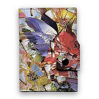 Кошелек мини, кардхолдер, PR24 «Бабочки 6»