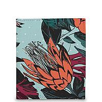 Кошелек мини PR17 «Оранжевые Артишоки»