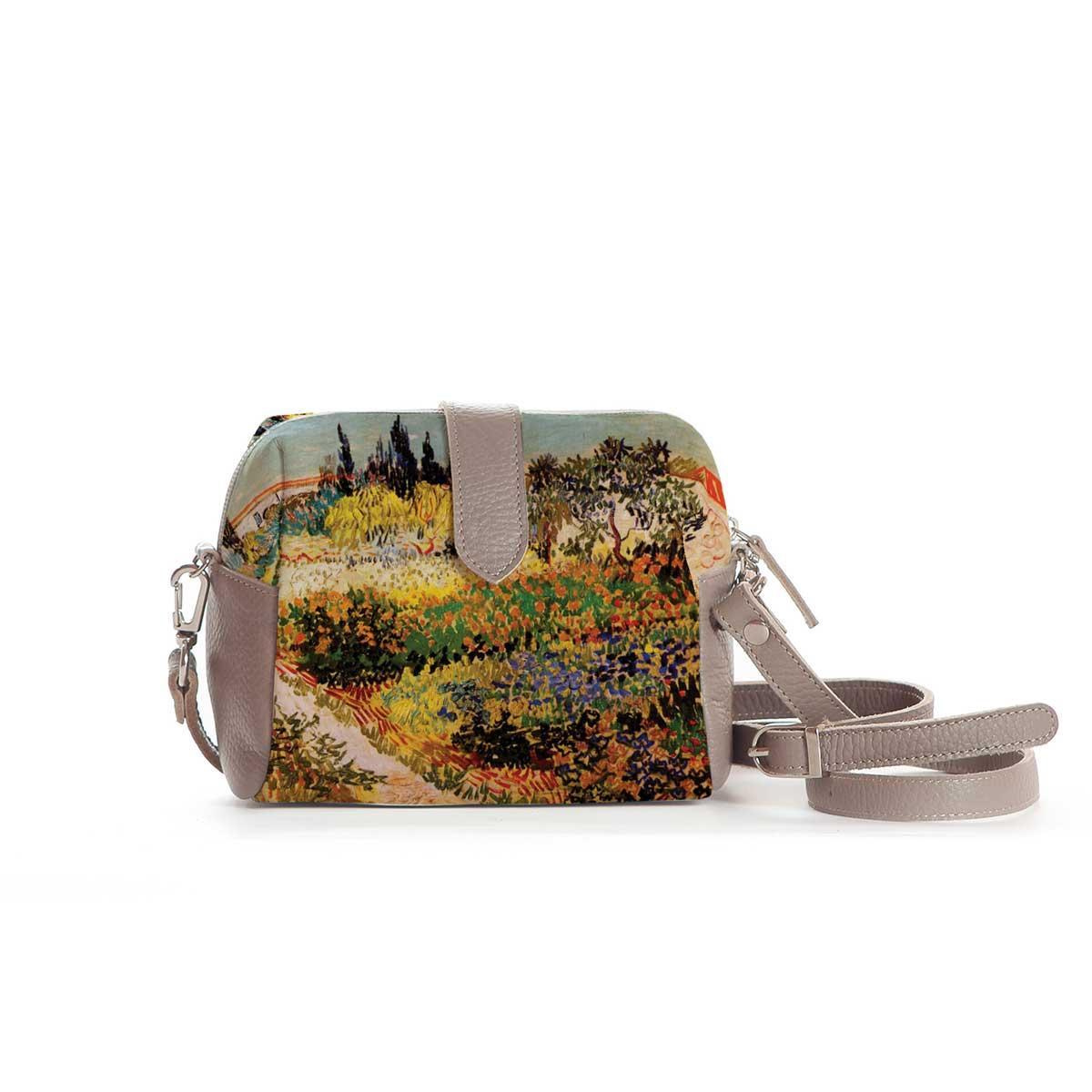 Сумка кросс-боди BAG6 «Vincent van Gogh Blossoming Garden» - фото 1