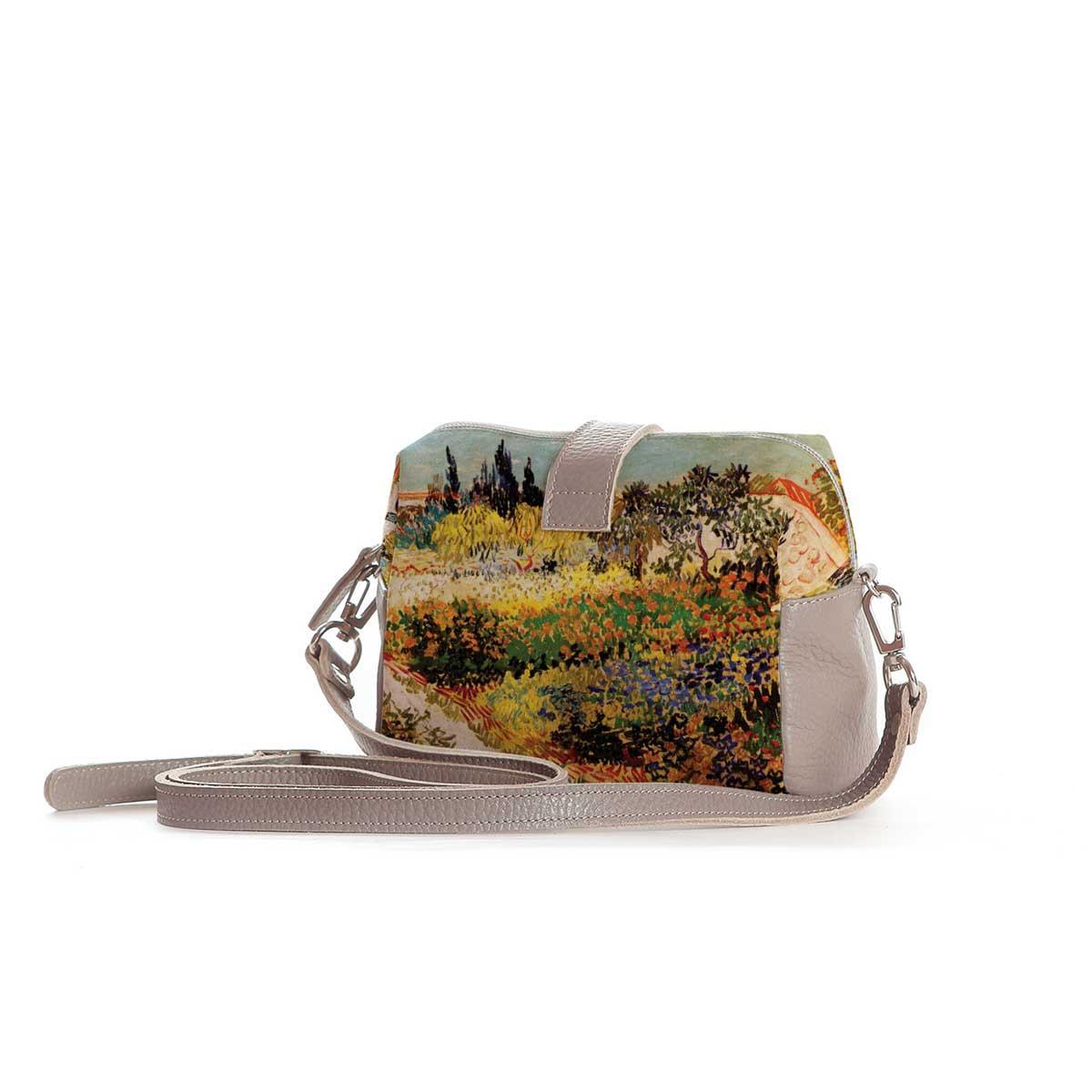 Сумка кросс-боди BAG6 «Vincent van Gogh Blossoming Garden» - фото 2