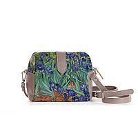 Сумка кросс-боди BAG6 «Vincent van Gogh Irises»