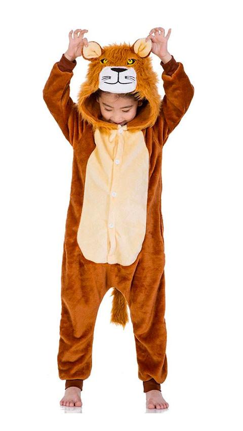 Кигуруми Лев детский