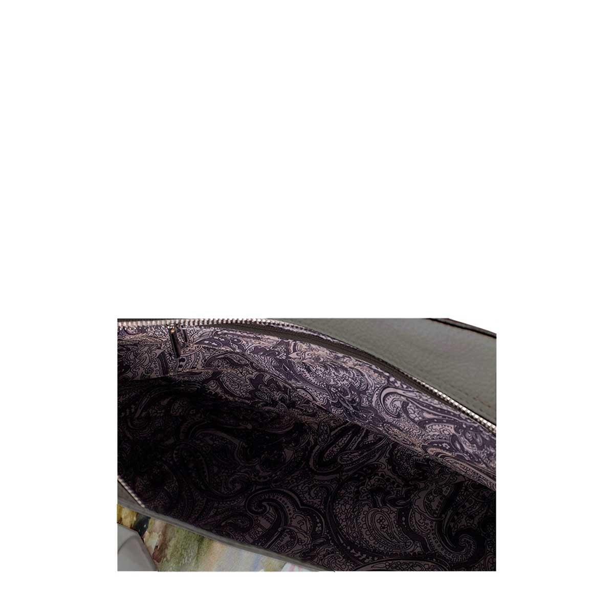 Брелок (Круглый) TRI4 «На опушке расцвела сон-трава» - фото 4