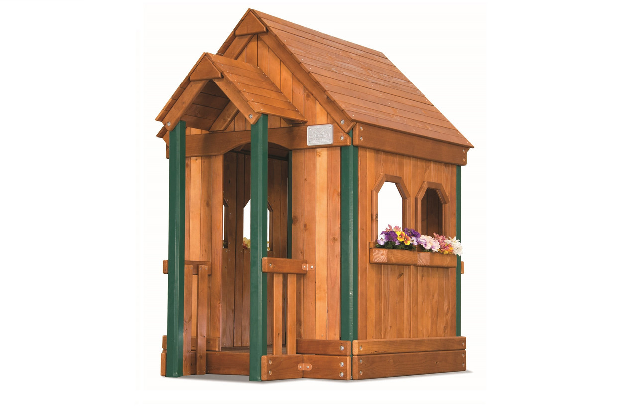 Игровой домик ПЕЛ Плейхаус ДК (Модель PEL Playhouse)