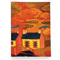 Обложка для автодокументов, AUT2 «Two Cottages»