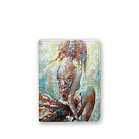 Обложка для паспорта, PAS4 «Танцовщица»
