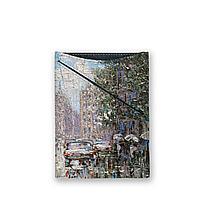 Обложка для документов, PAS3 «Дождь и солнце в Петербурге»