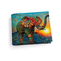 Обложка для студенческого билет STD1 «Sun elephant»