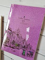 Блокнот с блеском А5 The City, фото 1