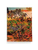 Обложка для автодокументов, AUT2 «Vincent van Gogh Blossoming Garden»