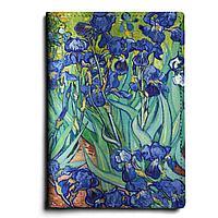 Обложка для автодокументов, AUT1 «Vincent van Gogh  Irises»