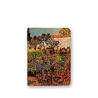 Обложка для паспорта, PAS4 «Vincent van Gogh Blossoming Garden»