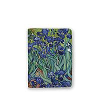 Обложка для паспорта, PAS4 «Vincent van Gogh  Irises»