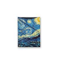 Обложка для документов, PAS3 «Vincent van Gogh Starry night»