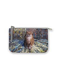 Косметичка, KOS6 «Рыжий кот»