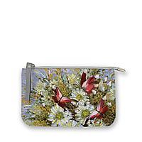 Косметичка, KOS6 «Бабочки и цветы»