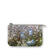 Косметичка, KOS6 «Бабочки над цветами и травами»