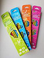 Ароматизированные карандаши цветные 6цв, фото 1