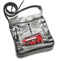 Сумка планшет «London bus»