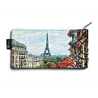 Косметичка small KOS1 «Eiffel tower»